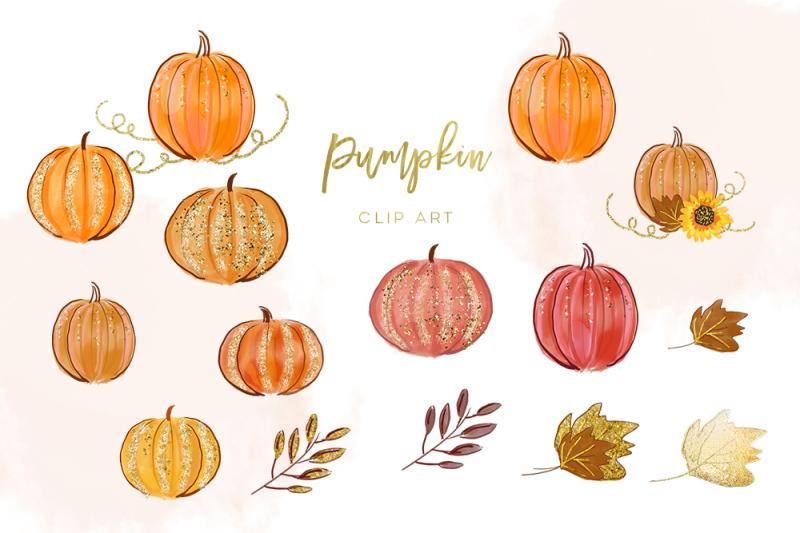 pumpkin clipart.html