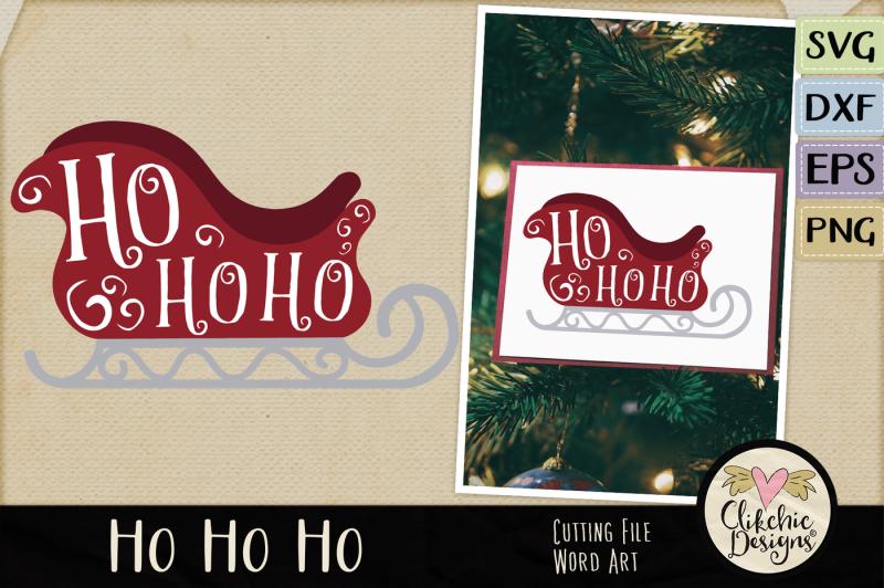 ho-ho-ho-sleigh-svg-word-art-and-vector