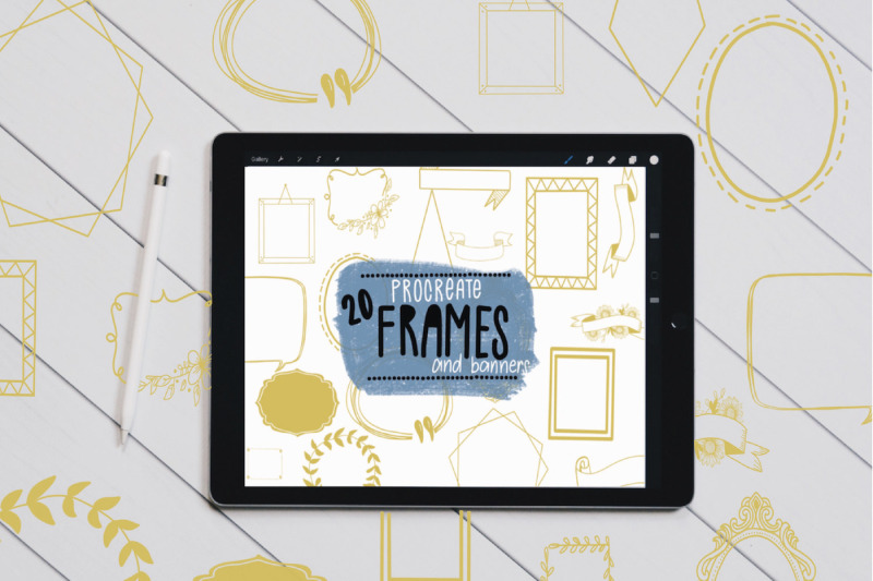 photo-frame-and-banner-stamp-brushes-for-procreate