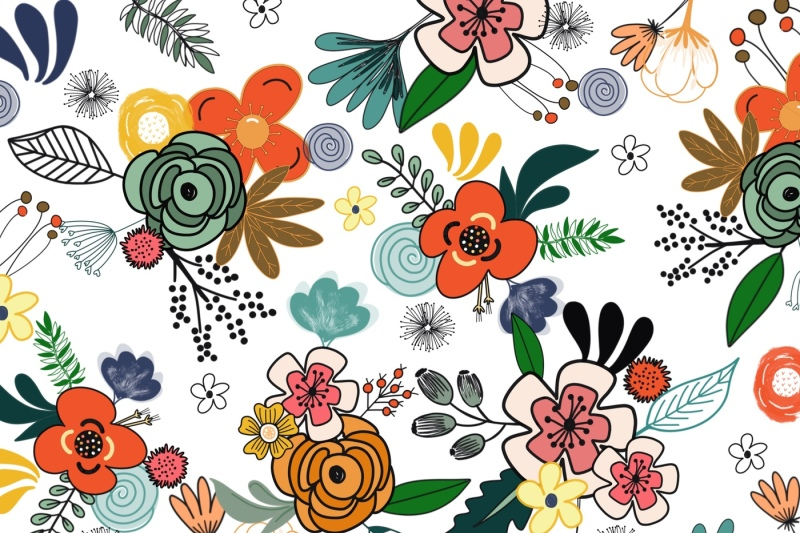 rad-and-retro-floral-stamp-brushes-for-procreate