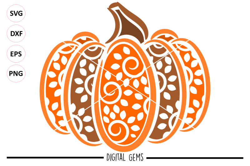 pumpkin-svg-dxf-eps-png-files