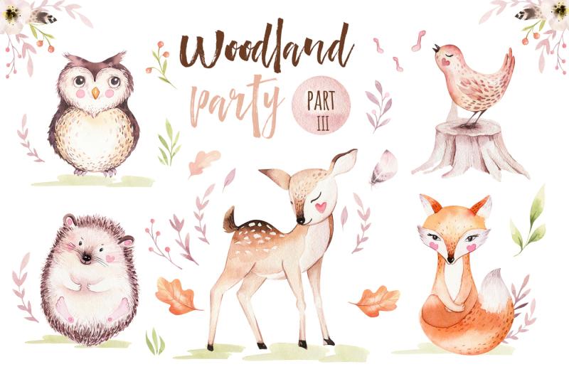 woodland-party-iii