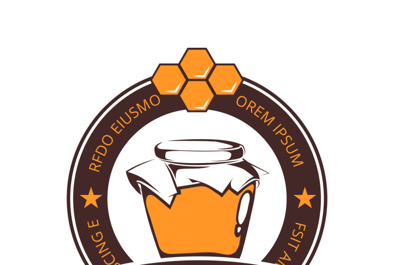 beekeeper-honey-vector-logo-badge