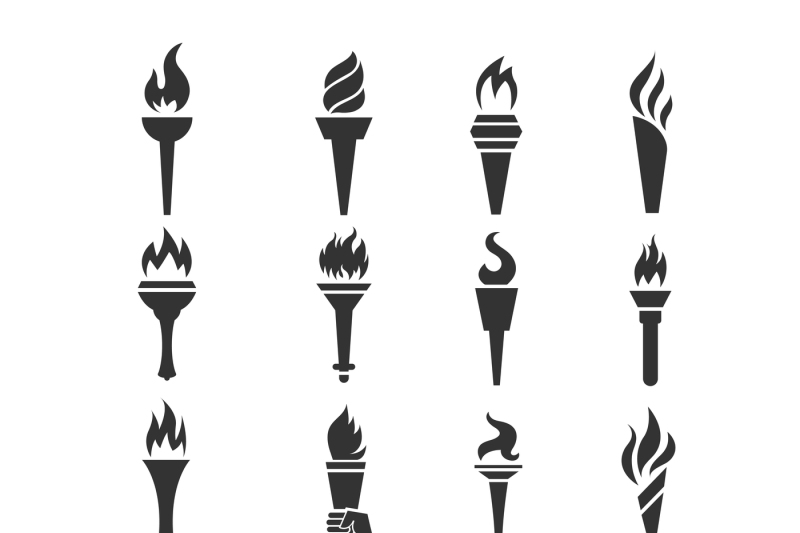 torch-vector-icons