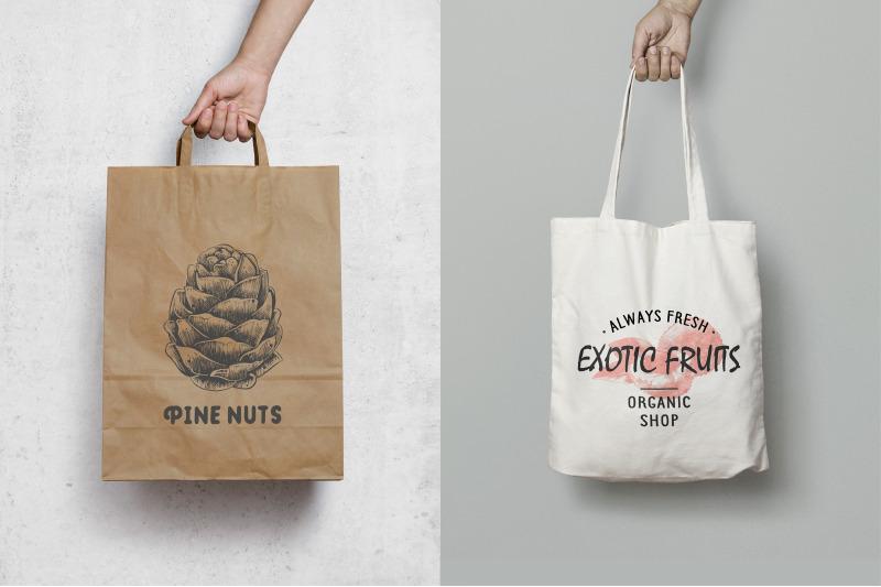 set-of-39-organic-food-objects