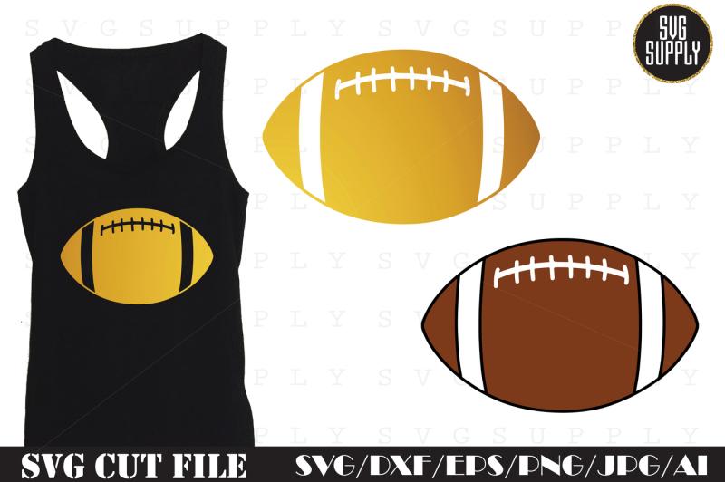 football-svg-cut-file