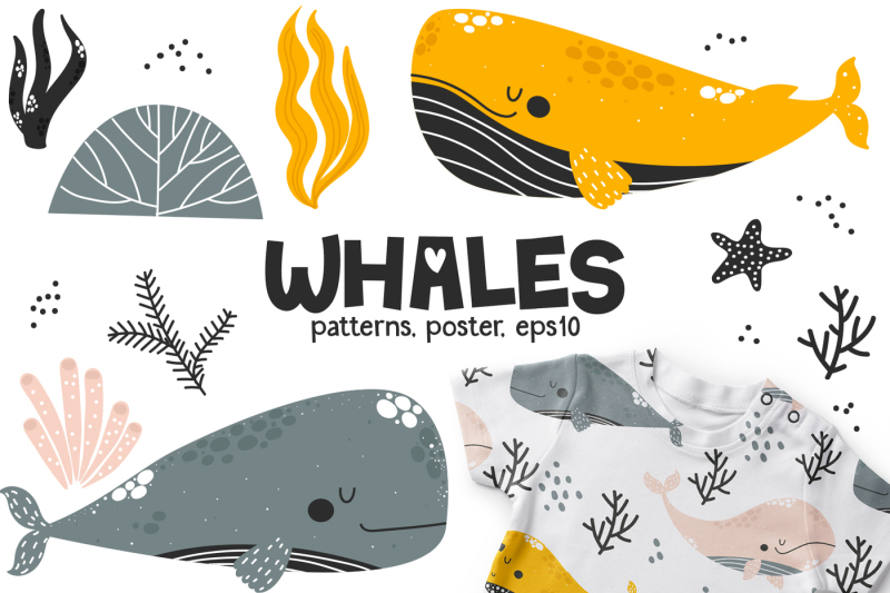 whales-cute-characters
