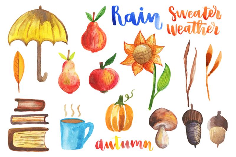 cute-watercolor-fall-pack