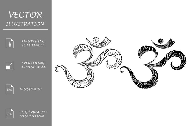 contour-symbol-om