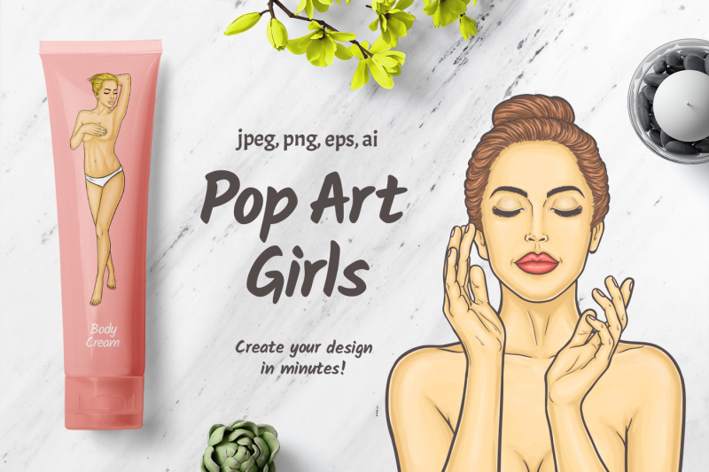 pop-art-girls