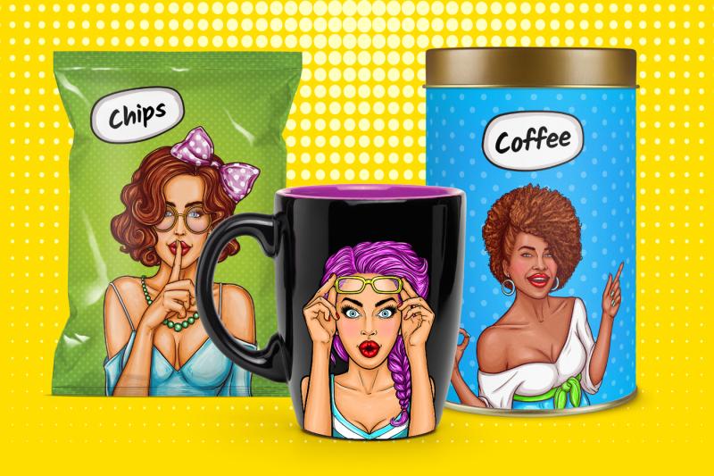 pop-art-girls