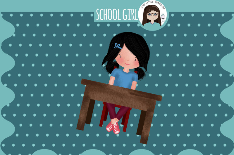 school-girls