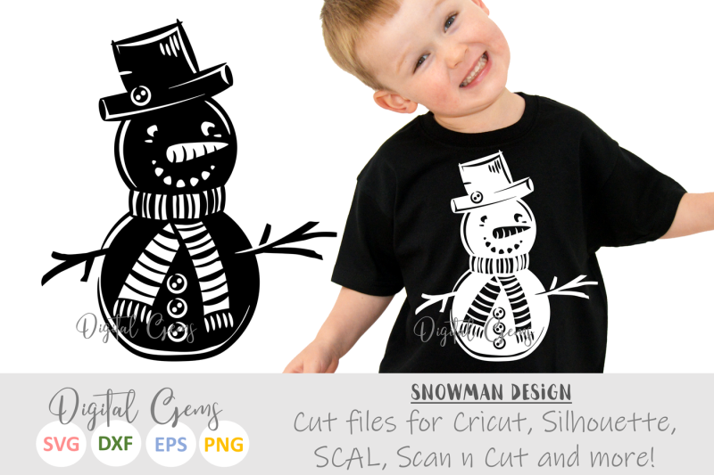 snowman-svg-dxf-eps-png-files
