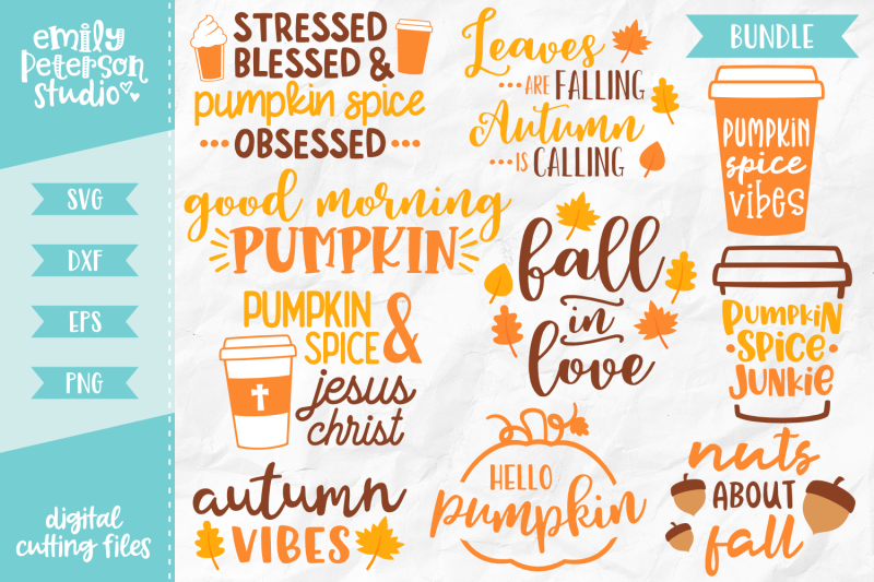 fall-bundle-svg-dxf-10-designs