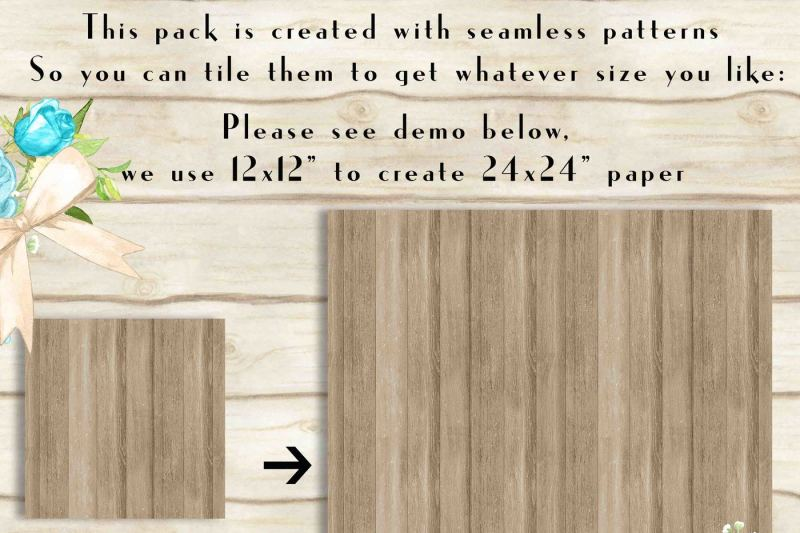 100-seamless-wood-texture-digital-papers-shabby-chic-kit