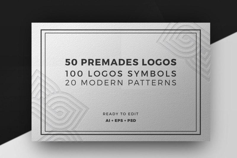 premium-premade-logo-icon-and-pattern