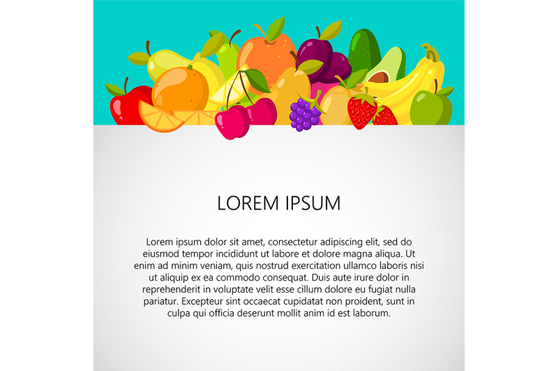 healthy-food-background-design-template-banner