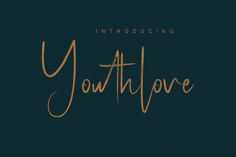 youthlove-script-font