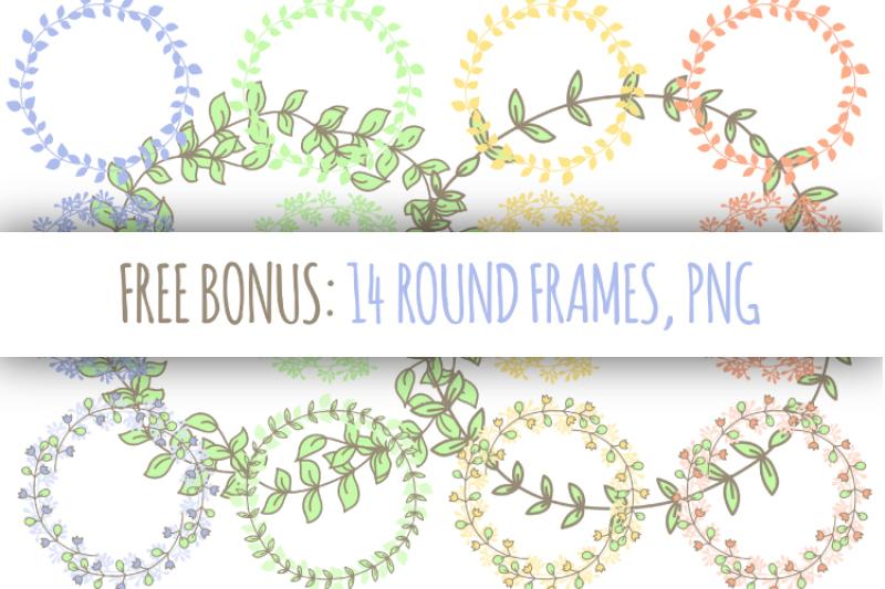 llama-and-flowers-clipart-set-floral-digital-stamps-no-drama-llama