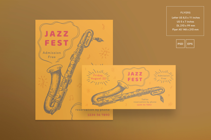 design-templates-bundle-flyer-banner-branding-jazz-festival