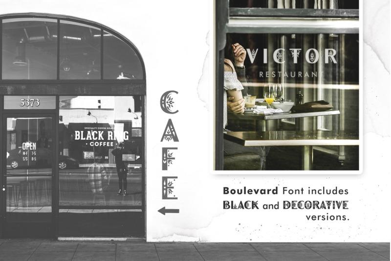 boulevard-sans-serif-font