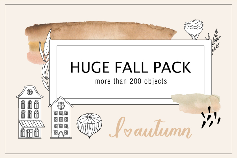 huge-fall-pack-200-elements