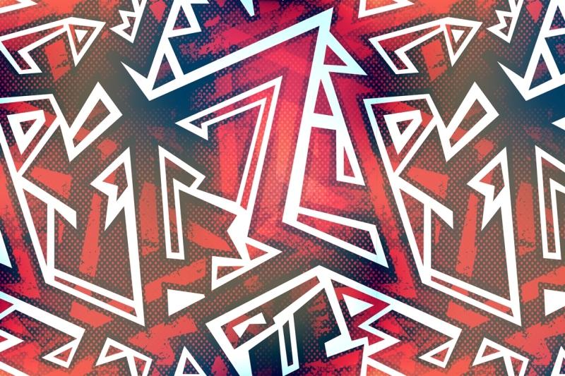 graffiti-vector-patterns-pack
