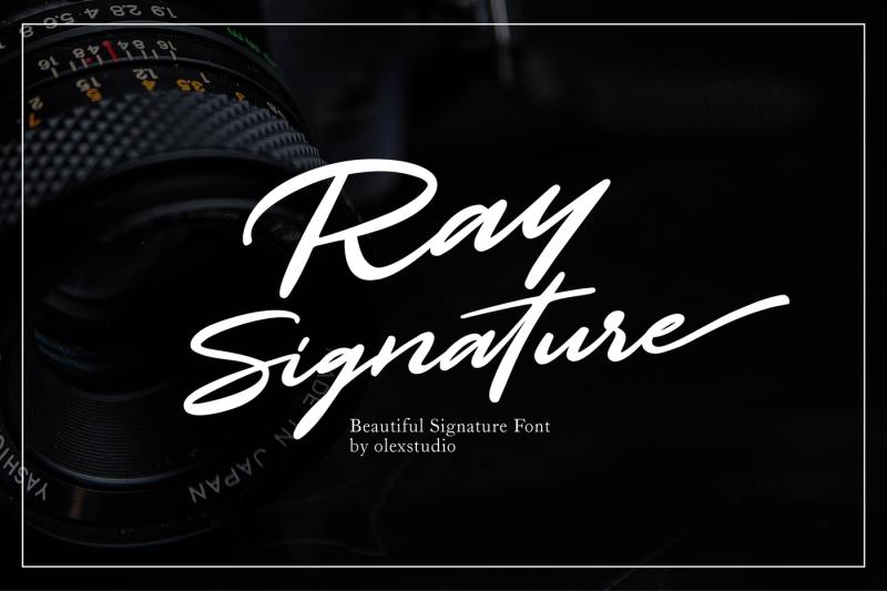 ray-signature