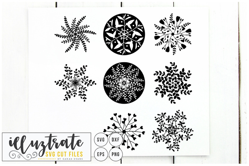 snowflake-svg-cut-file-snow-flake-cutting-file-dxf