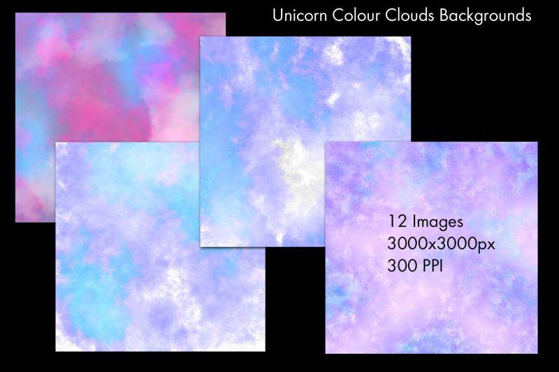 unicorn-colour-clouds-backgrounds-12-image-set