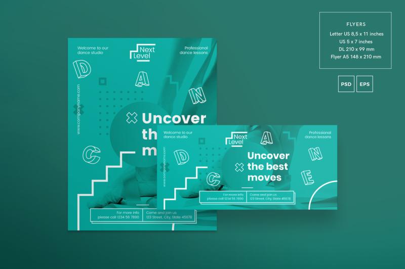 design-templates-bundle-flyer-banner-branding-dance-studio