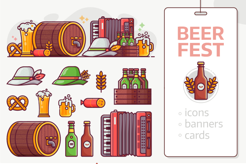 beer-festival-and-brewery-collection