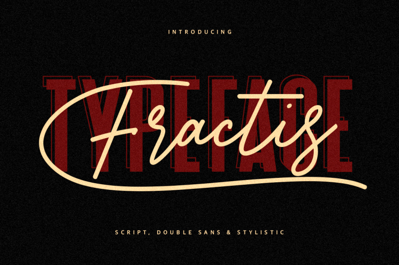 fractis-typeface-collection