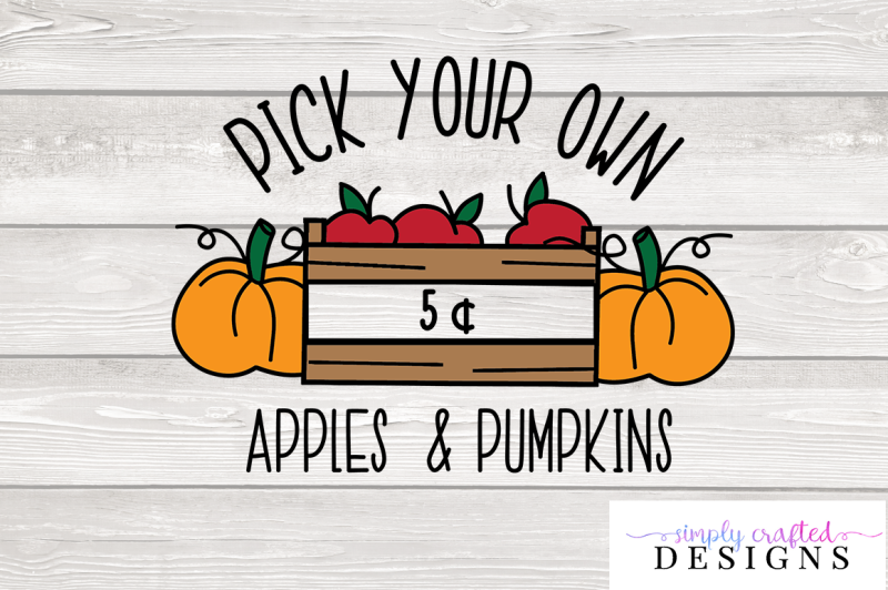 pick-your-own-apples-and-pumpkins-svg