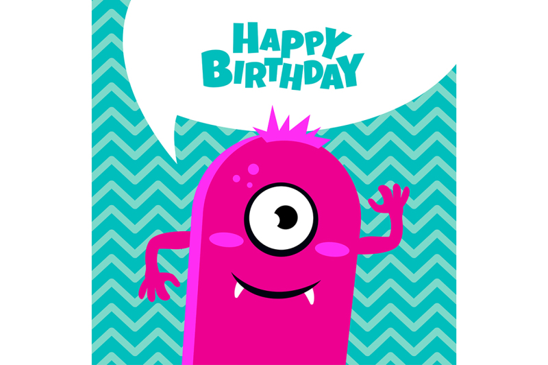 monster-party-card-design-happy-birthday-card