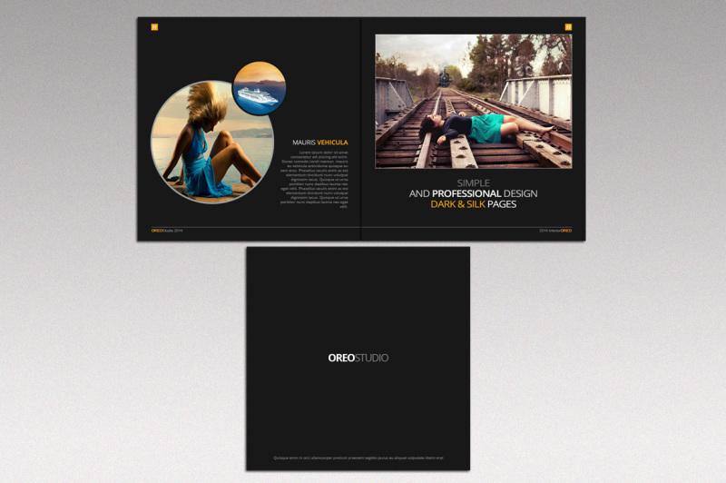 oreo-portfoliotemplate