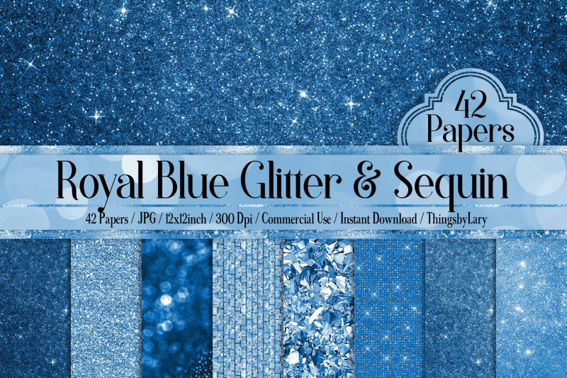 42-royal-blue-luxury-shimmer-glitter-digital-papers