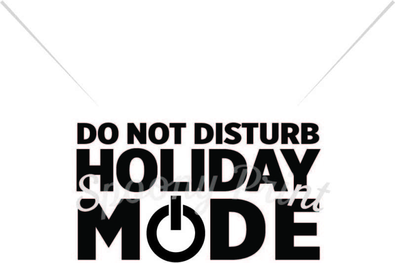 holiday-mode