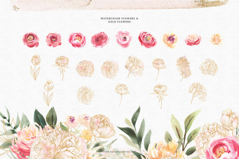 watercolor-peony-amp-gold