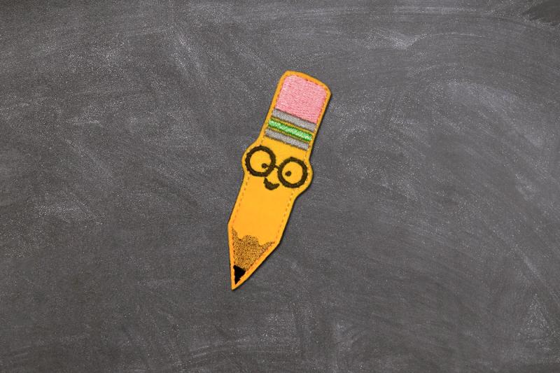 pencil-nerd-ith-feltie-applique-embroidery