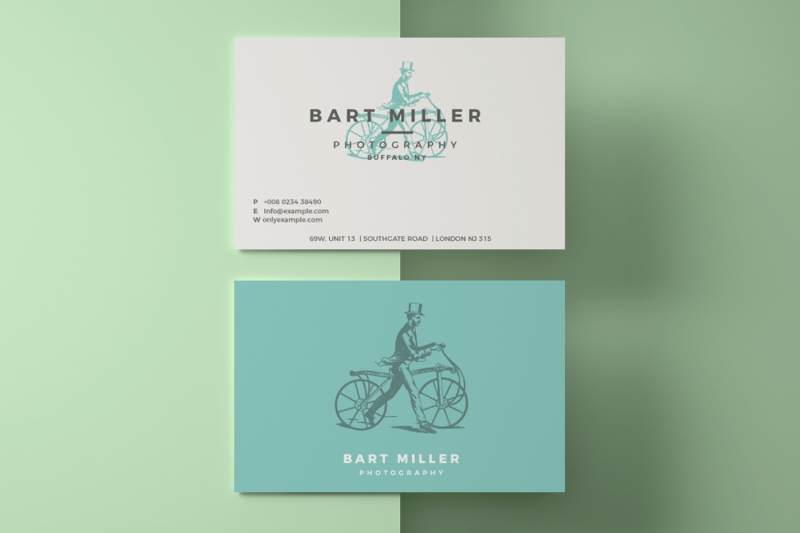 vintage-photography-logo-business-card