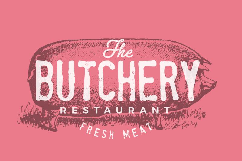 vintage-restaurant-pork-logo-and-card
