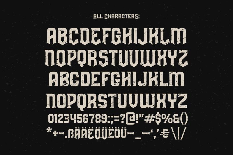 predators-cuspid-font