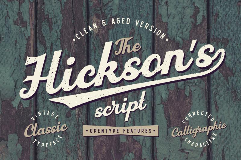 hickson-s-script