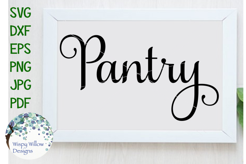 pantry-sign