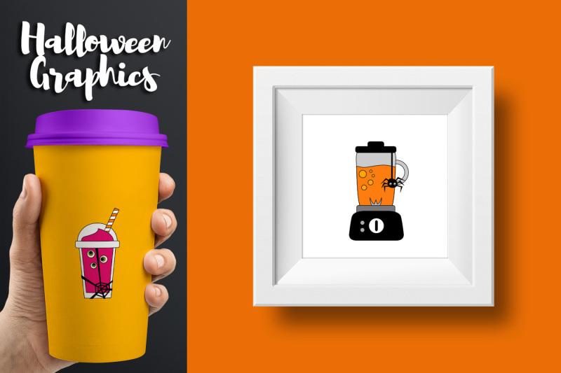 halloween-smoothie-juice-blender-healthy-drinks-graphics