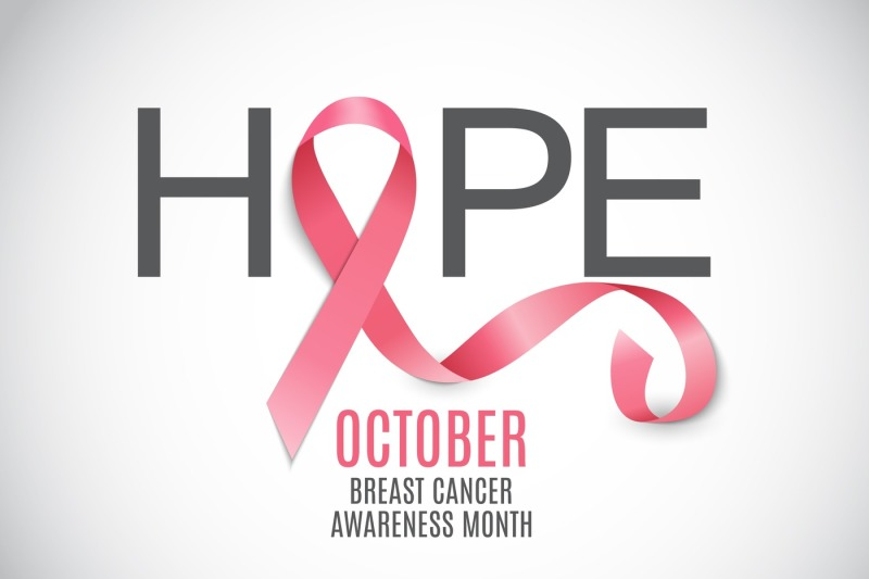 breast-cancer-awareness-month-pink-ribbon-background-vector