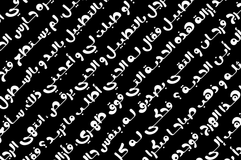 nokta-arabic-font