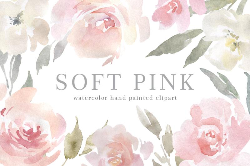 blush-pink-watercolor-flower-bouquet