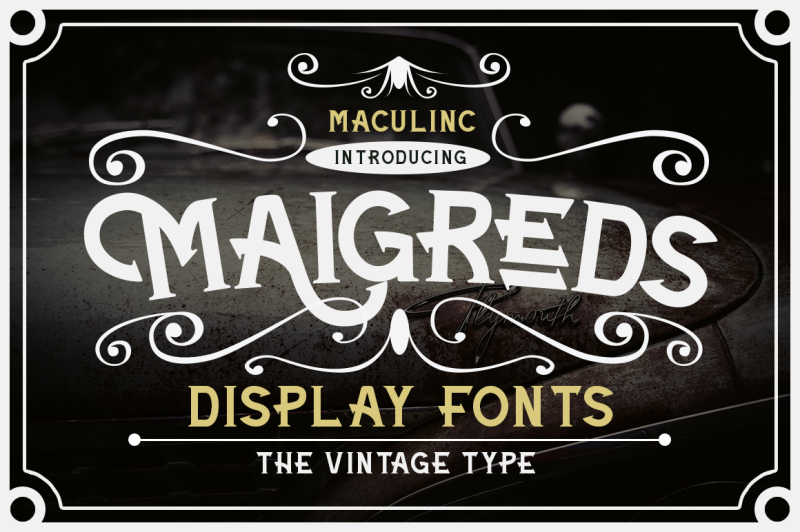 maigreds-display-font